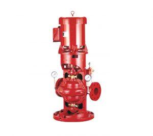 Vertical Split Case Electric Drive Fire Pump – Series 912